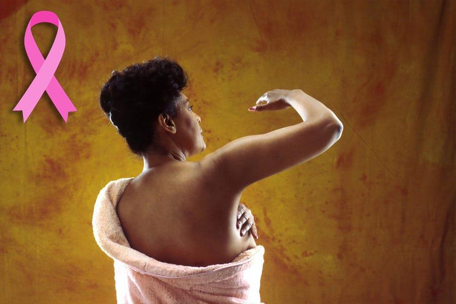 Femme dépistage cancer du sein